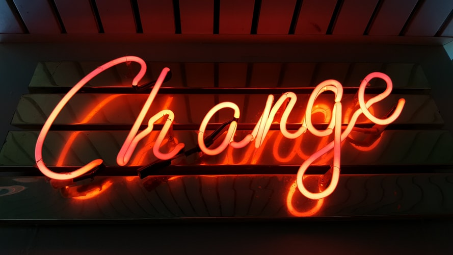 zmiany w firmie